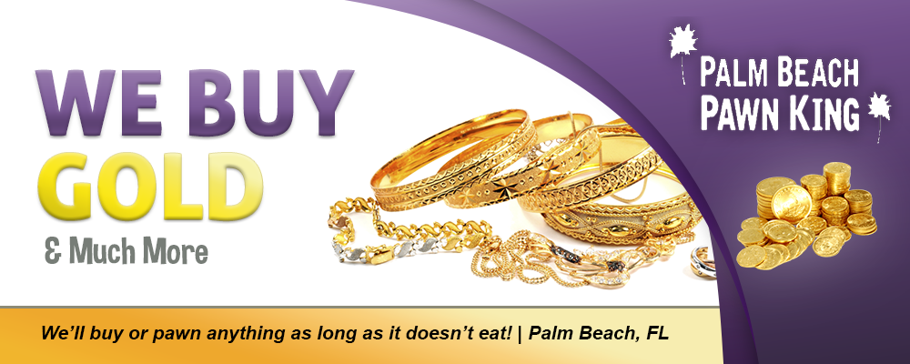 Palm Beach Pawn King | Guns | Gold | Jewelry | 561 842 0107